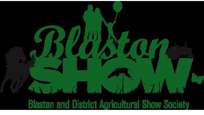 Blaston Show Retina Logo