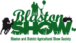 Blaston Show Logo